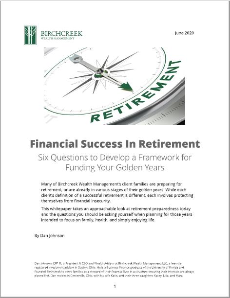 Retirement Whitepaper 7-20
